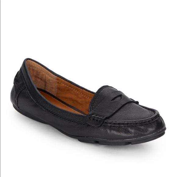 ef2c4e4b4 Lucky Brand Shoes   Black Penny Loafer Flats 75   Poshmark